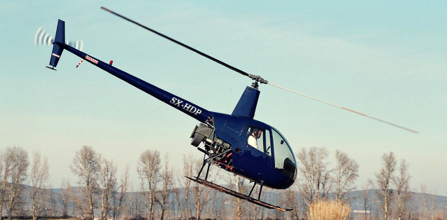 Helicopter R22 SXHDP