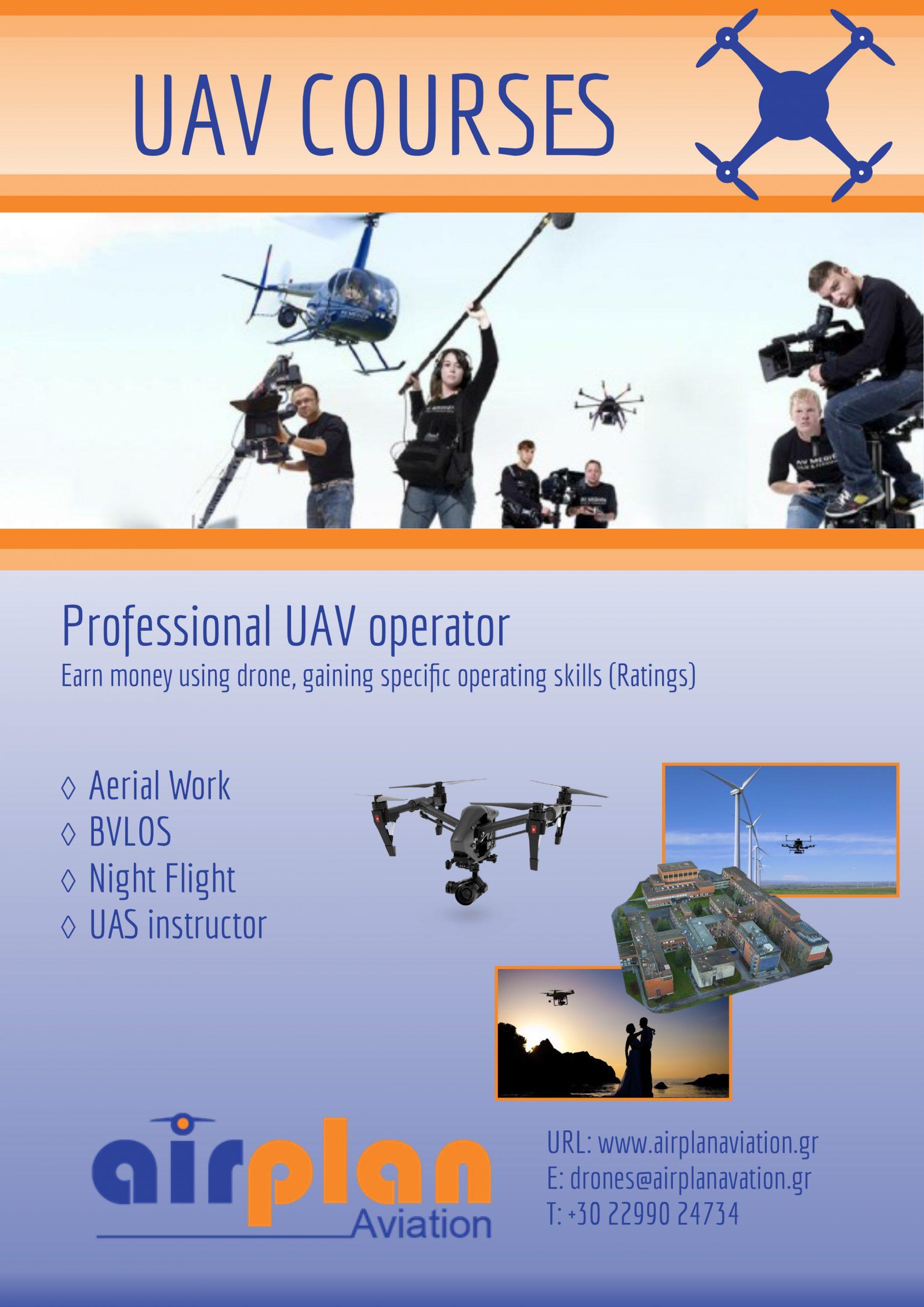 UAS Flight Instructor Course