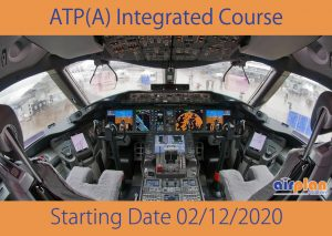 ATP(A) Integrated Course December Class starts soon