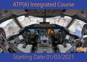 ATP(A) Integrated Course March Class
