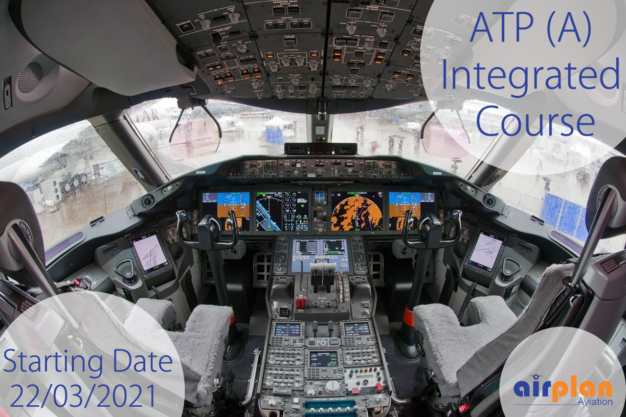 ATP(A) Integrated Course March Class date changed