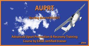AUPRT Course Class starting 14/05/2021