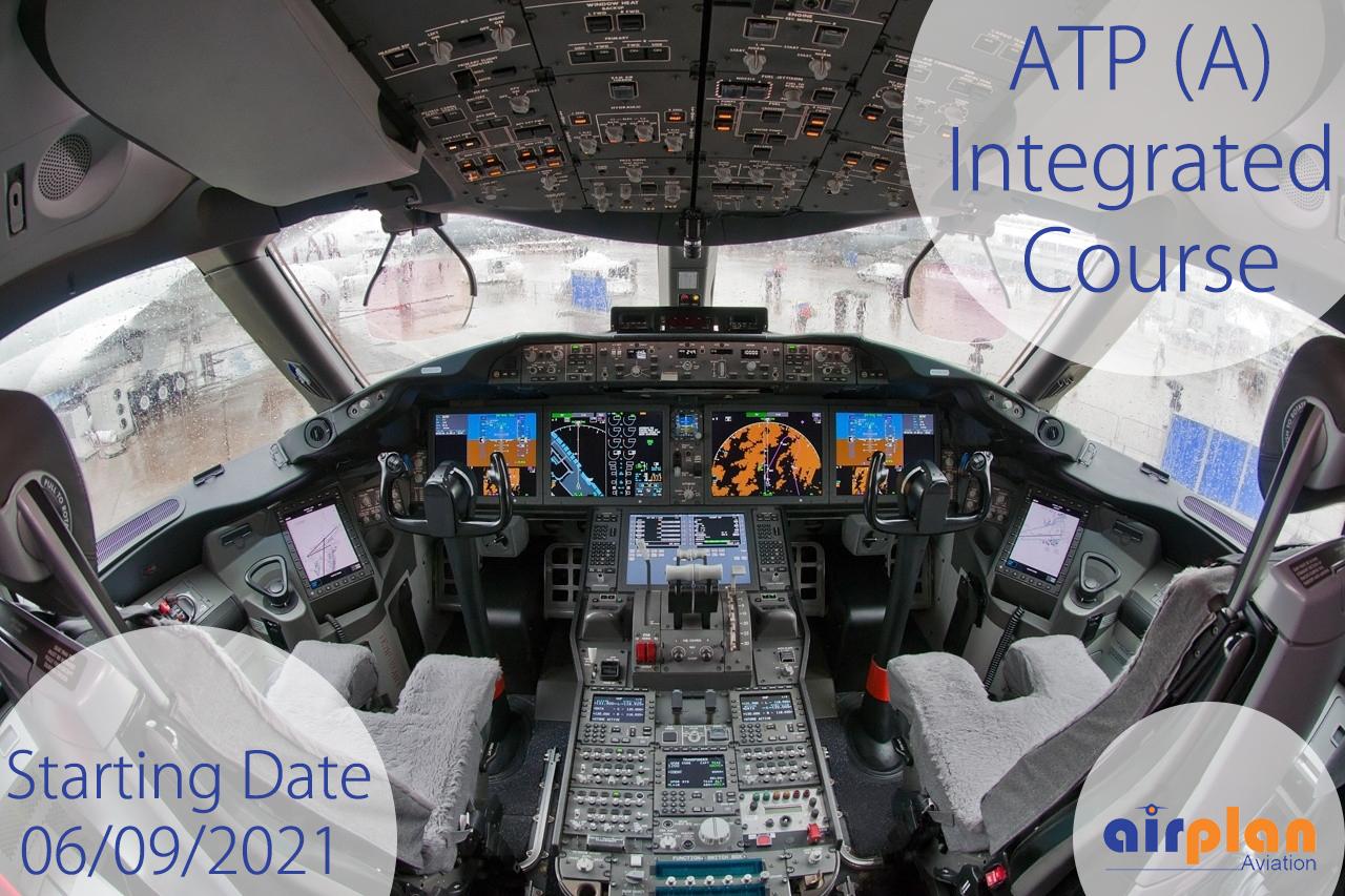 ATP(A) Integrated Course September 2021 Class