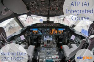 ATP(A) Integrated Course November 2021 Class